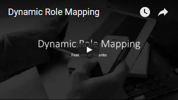 Dynamic Role Mapping